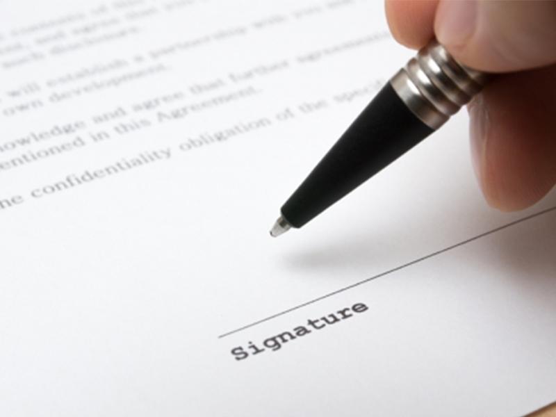 TIC : Plus De Signatures Légales Pour Les Cahiers De Charges