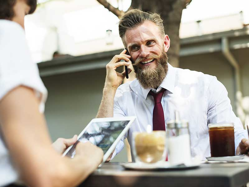 Il existe différents canaux de communications. Découvrez les dans le domaine du service clientèle.